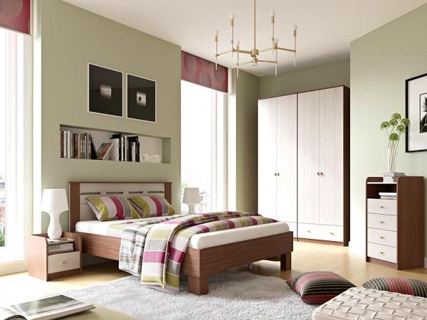 Модульная спальня Крит