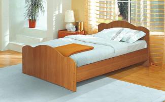 Кровать Классика 140, ЛДСП