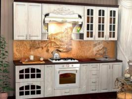 Кухня Dolce Vitа-25, МДФ глянец
