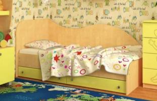 Кровать-софа с ящиками Vitamin Н (90х190)