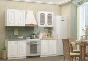 Кухня Лиза 2, матовая 1600