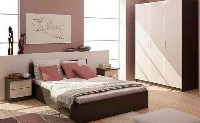 Модульная спальня Юнона (композиция 2)