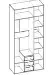 Модульная спальня Next (композиция 1)