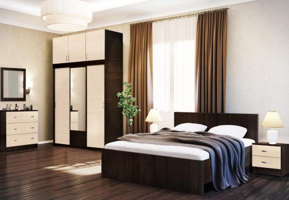 Модульная спальня Кэт-7 (композиция 2)